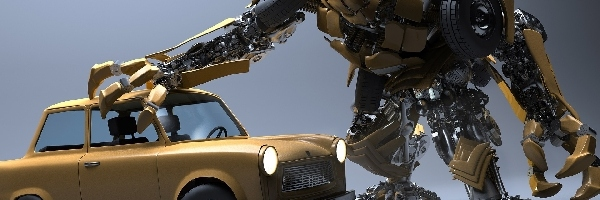 Transformers, Trabant