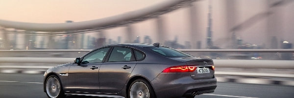 Jaguar XF, Ammonite Gray Metallic, 2016