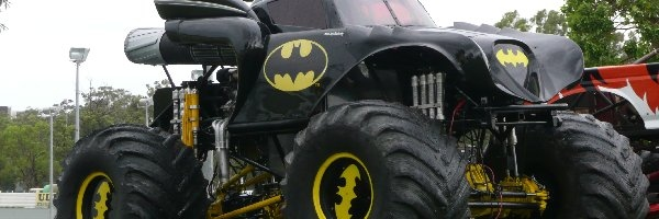 Monster Truck, Batman