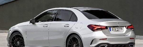 Mercedes-Benz A-klasa, AMG, Sedan