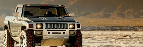 NOWY HUMMER H3T
