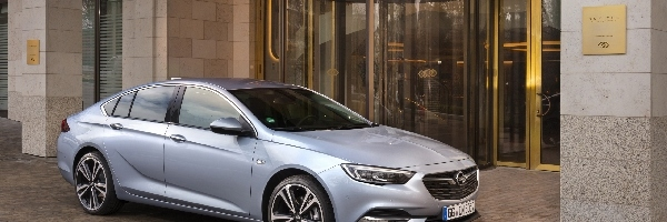 Opel Insignia Grand Sport Turbo D, 2017