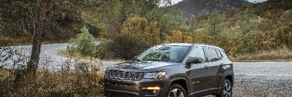 Jeep Compass Latitude, 2017
