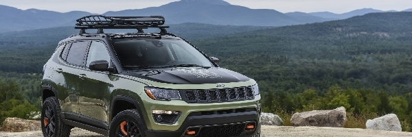Jeep Compass Trailhawk, Concept