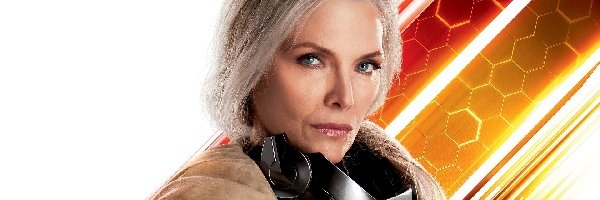 Postać Wasp, Ant-Man i Osa, Film, Ant-Man and the Wasp, Michelle Pfeiffer, Aktorka