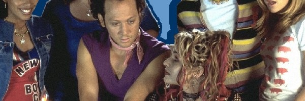 Hot Chick, Rob Schneider, Sam Doumit, kobiety