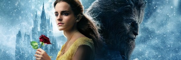 Beauty and the Beast, Film, Piękna i Bestia, Emma Watson, Aktorka