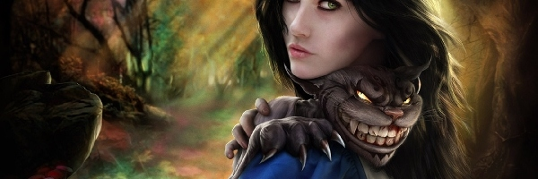 Alice: Madness Returns, Kot, Alicja